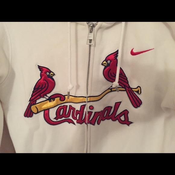 san francisco b4638 fb66a Nike St. Louis Cardinals hoodie